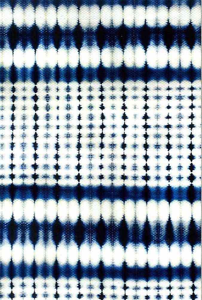 1625-35 / BLUE/PFD / 100% RAYON CHALLIS PRINT