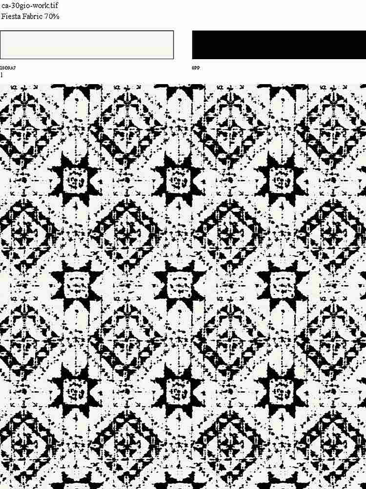 CA-030-30 / PFD/BLACK / Rayon Spandex Jersey Print