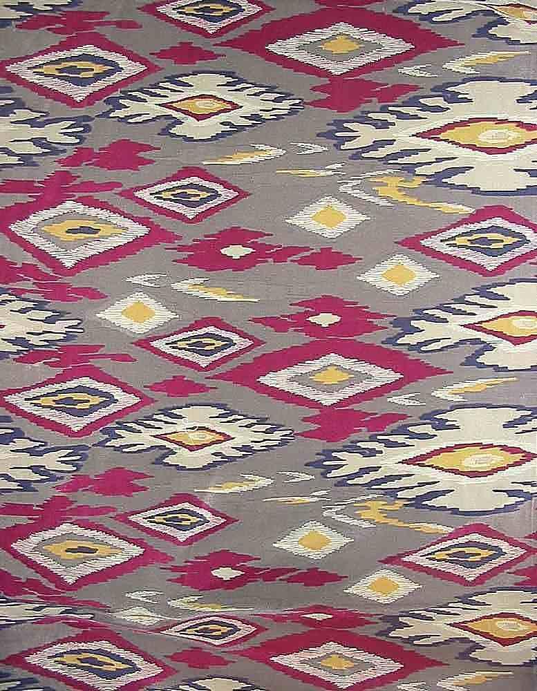 FIE-206-486-30 / WINE / Rayon Spandex Jersey Print 200gsm