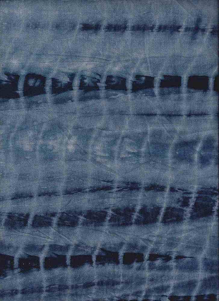 2350-30 / NAVY / 95%Viscose 5%Spandex Knit Tie Dye Print