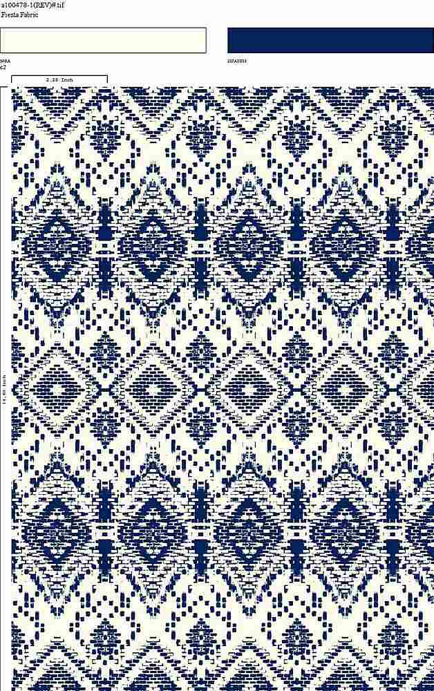 206-A100478R-30 / PFD/NAVY / Rayon Spandex Jersey Print 180gsm