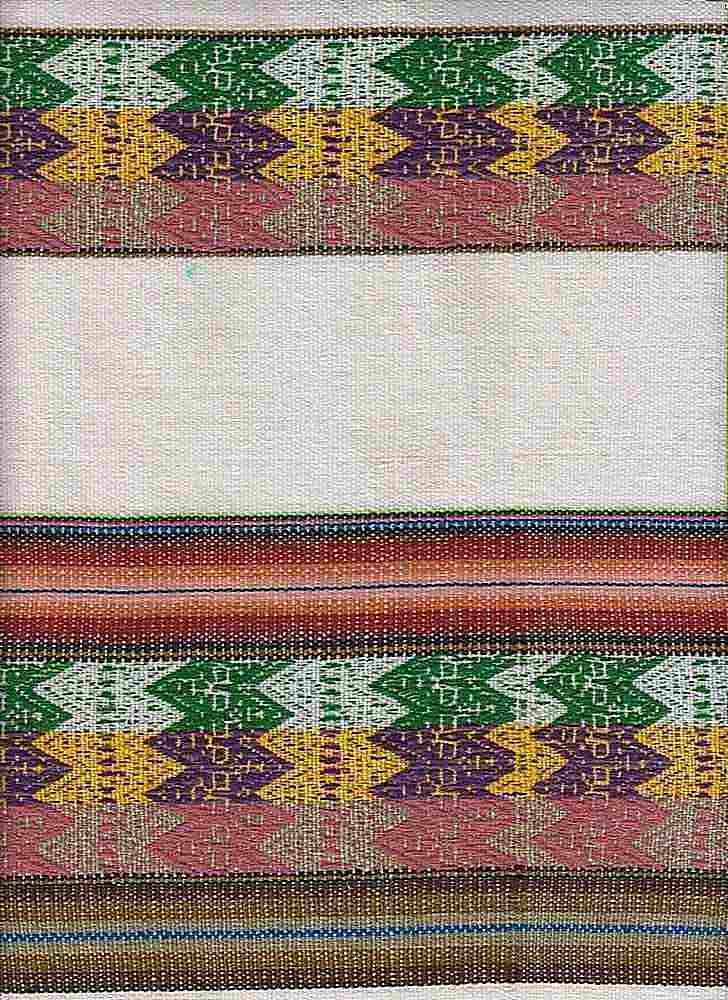 2149-35 / WHITE/MULTI / 100% Rayon Challis Print