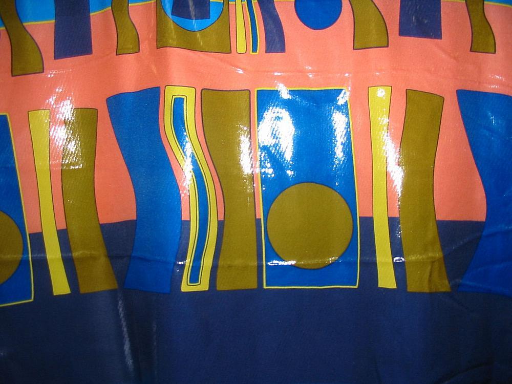 FIE-206-484-1 / BLUE         / SILK LUREX CHARMEUSE PRINT 16 M/M