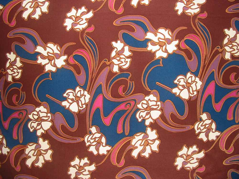 FIE-206-485 / TWILIGHT         / SILK CREPE DE CHINE PRINT 14 M/M, 100% SILK