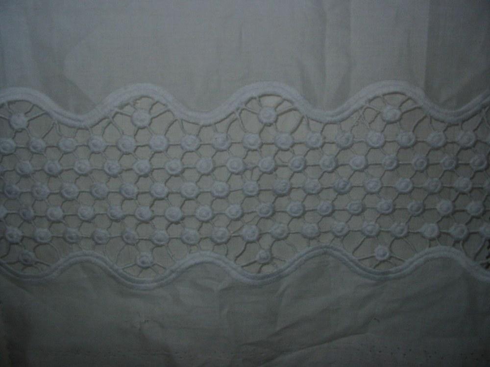 GSC-9302J-10 / PFD         / 100% Silk HABOTAI ILLET EMBROIDERY