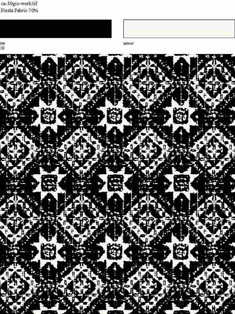 CA-030-30 / BLACK/PFD         / Rayon Spandex Jersey Print