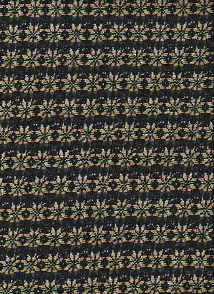 2130-30 / TAUPE         / Rayon Spandex Double Border Print 195gsm