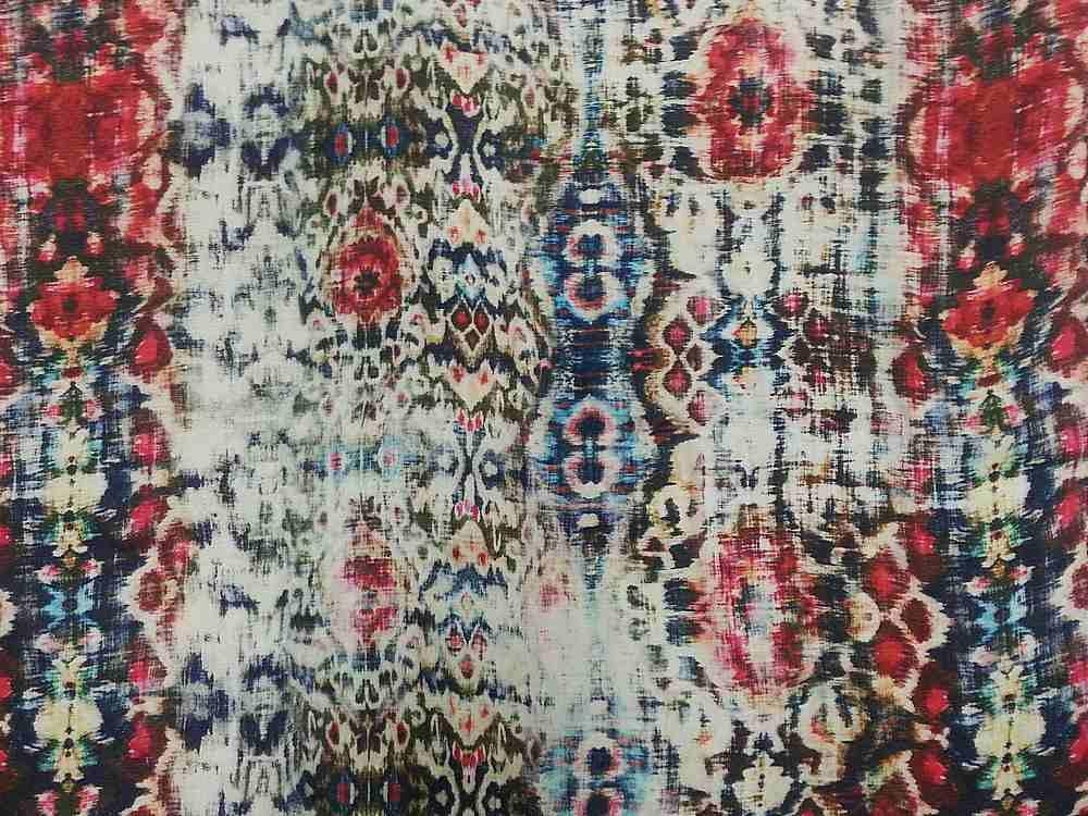 2168-30 / MULTI                 / Rayon Spandex Jersey Print 180gsm