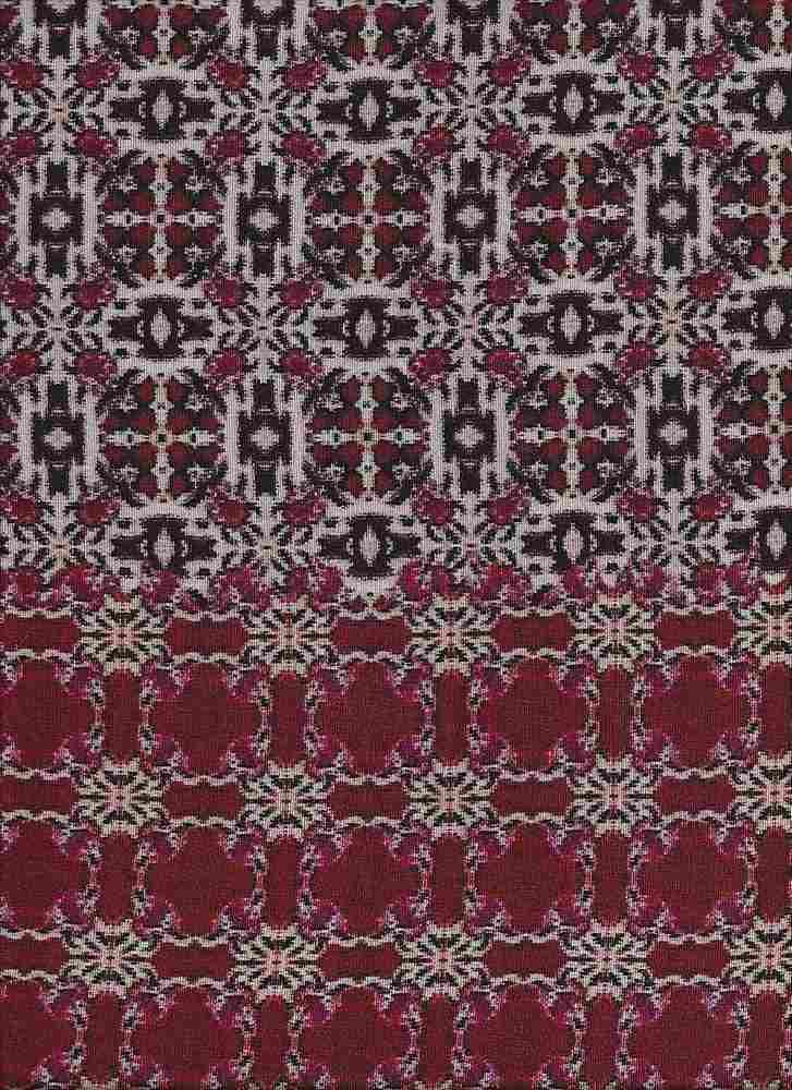 2226-30 / GRAY         / Rayon Spandex Jersey Print 180gsm