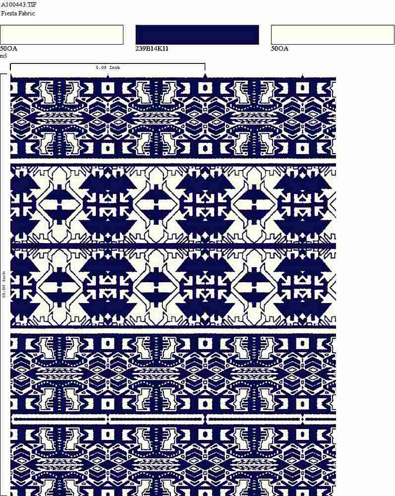 206-A100443-30 / NAVY                 / Rayon Spandex Jersey PRint 180gsm