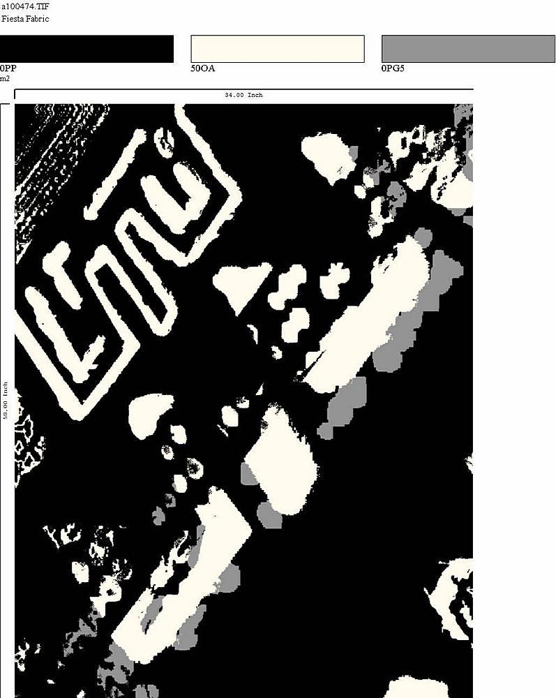 206-A100474-30 / BLACK                 / Rayon Spandex Jersey Print 180gsm
