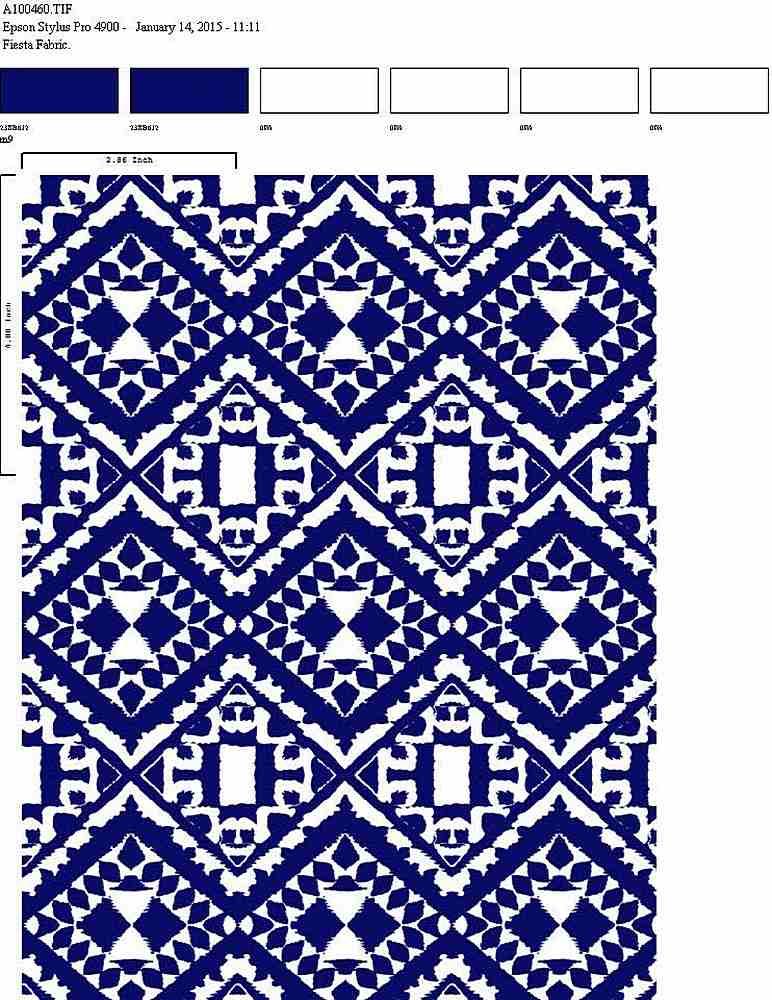 206-A100460-30 / NAVY                 / Rayon Spndex Jersey Print 180gsm