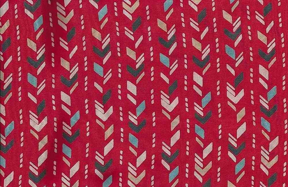 FIE-206-888-30 / WINE                 / Rayon Spandex Jersey Print 200gsm