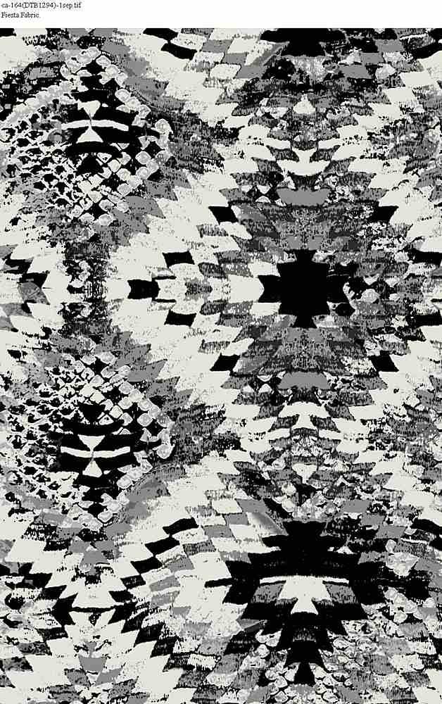 CA-164-30 / BLACK                 / Rayon Spandex Jersey Print 180gsm