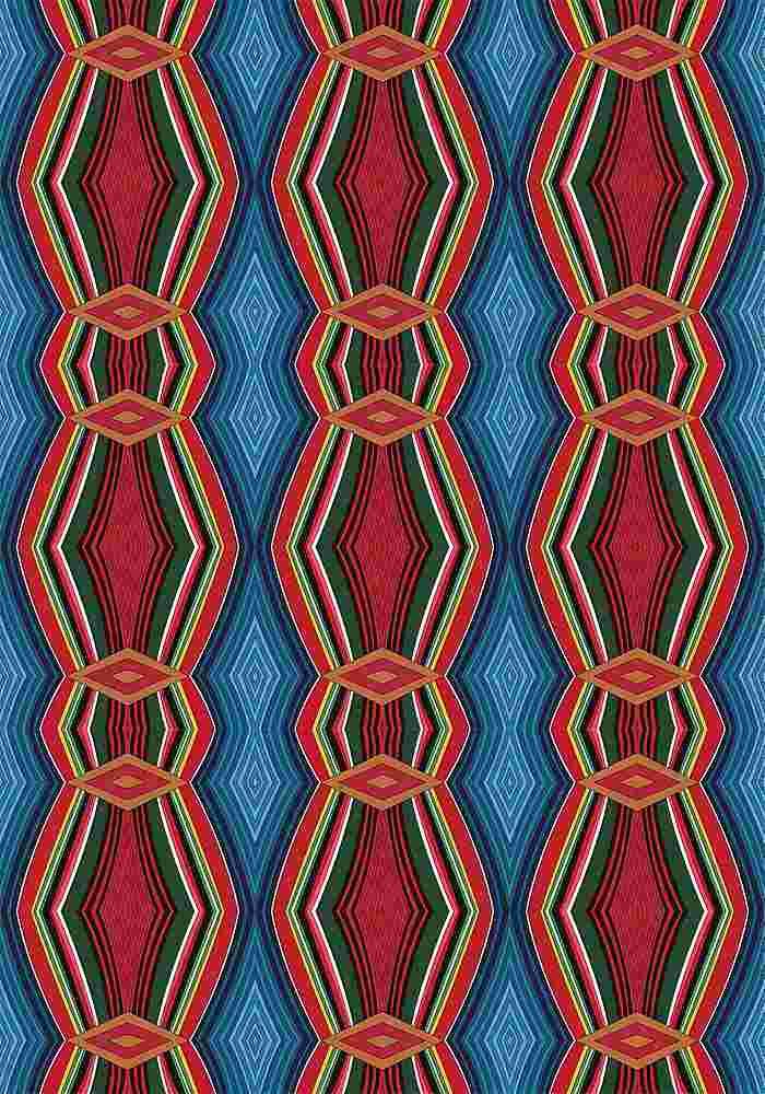 FIE-CW-5224-35 / FRESCO / 100% Rayon Challis Print