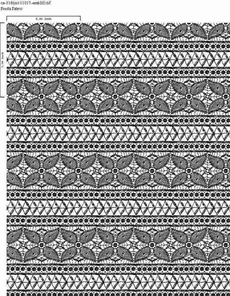 CA-318-30 / WHITE/BLACK                 / Rayon Spandex Jersey Print 180gsm