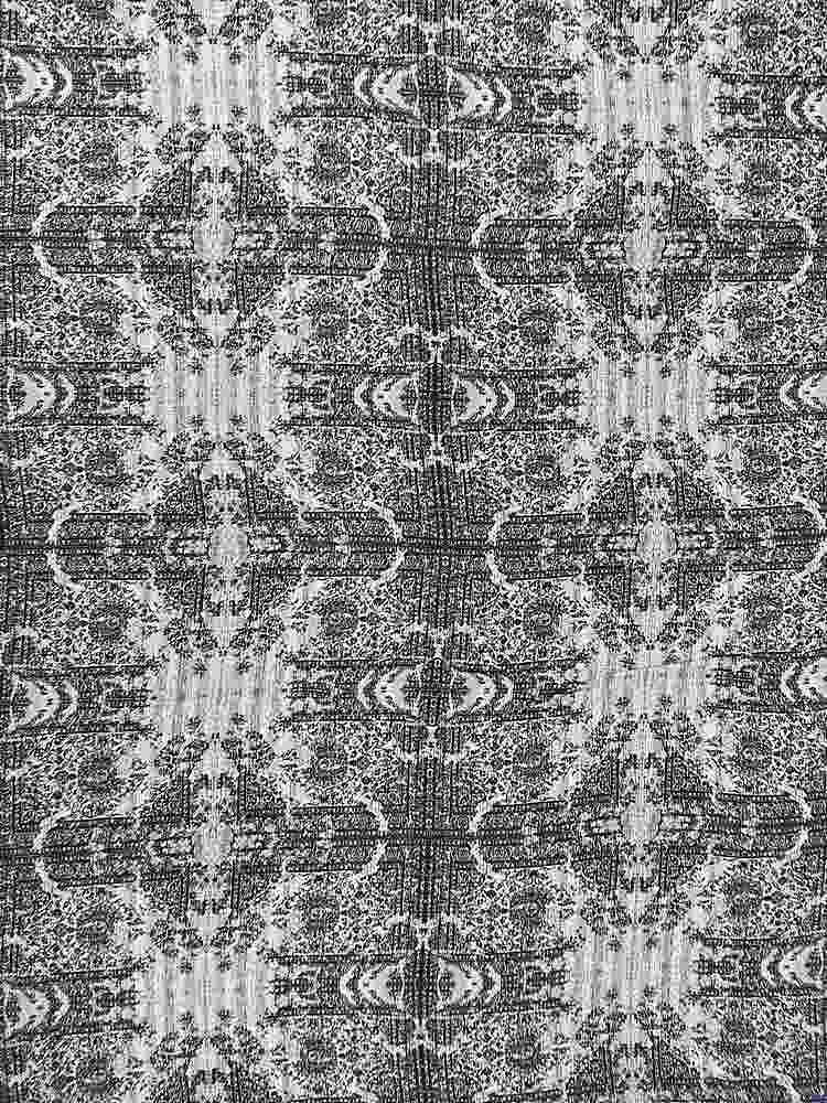 2438-64 / PFD/BLACK         / 100% Rayon Gauze Print
