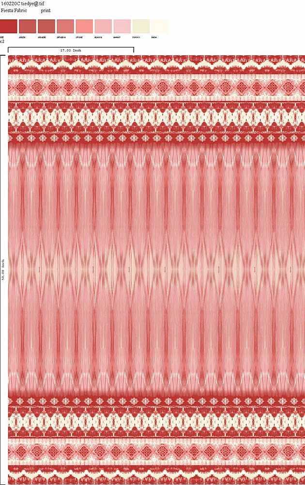 160220-35 / C2         / 100% Rayon Challis Print