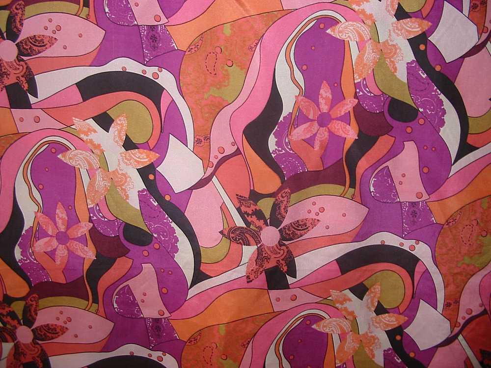FIE-2006-156 / CORAL                 / SILK HABOTAI PRINT 8 M/M