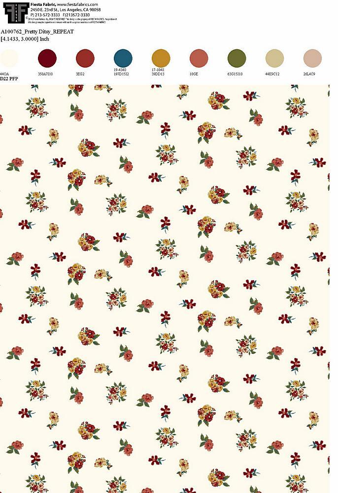206-A100762-30 / PFP         / Rayon Spandex Jersey Print 180gsm