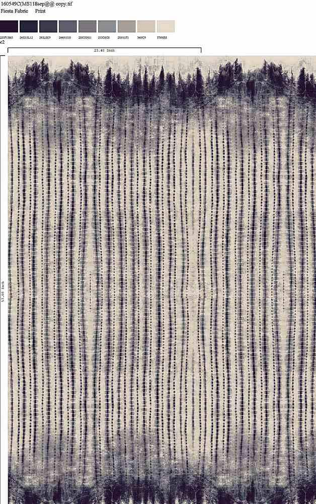 160549-35 / C2 / 100% Rayon Challis Print 120gsm