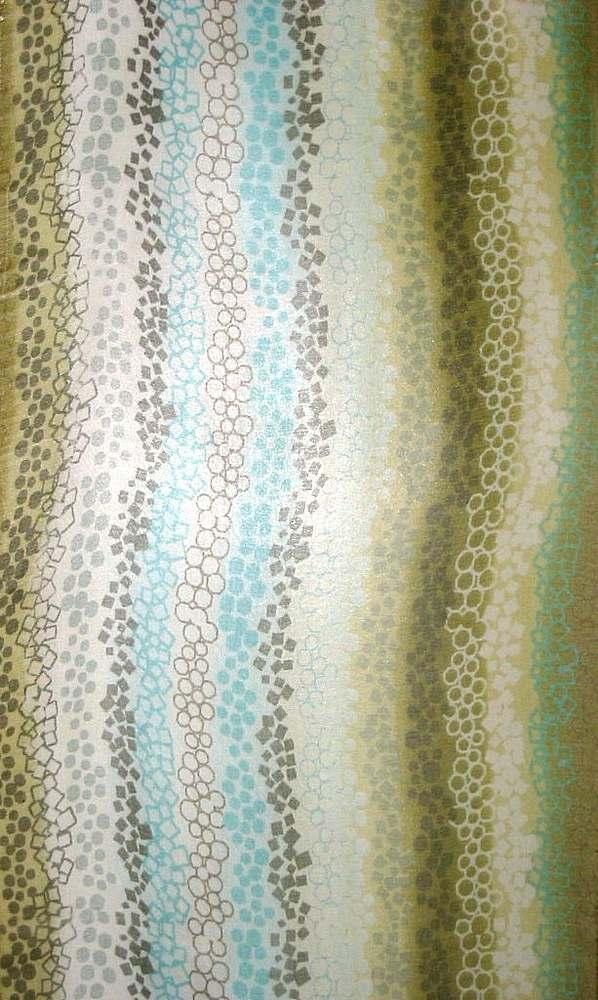 FIE-2006-159 / #2 [GREEN]                      / SILK CHIFFON PRINT 8 M/M