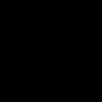 F4000 / 354 BLACK    / SOLID SILK CHIFFON 8 M/M
