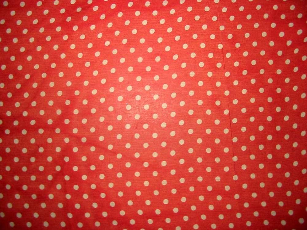 110152W / #3 RED         / 5 SILK CHIFFON PRINT 6M/M